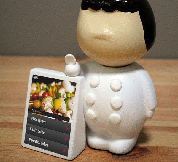 Chef Brown в помощь домашним кулинарам