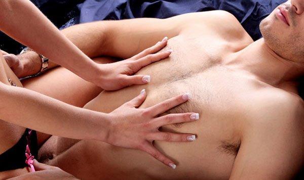 Приемы эротического массажа
