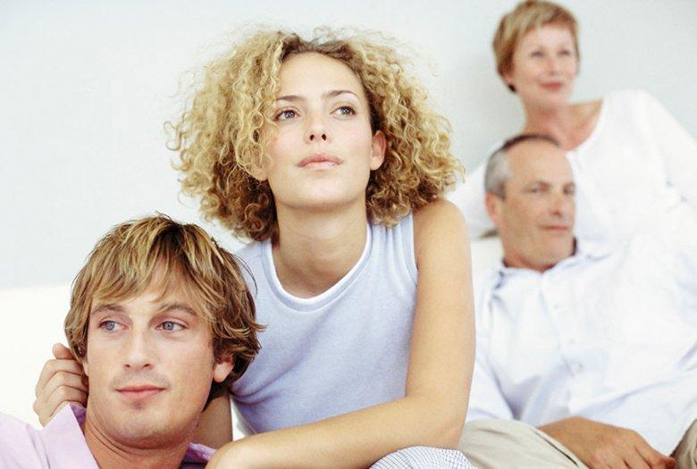 Как наладить отношения с родителями мужа