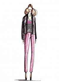 Первые эскизы коллекции Chapurin for Barbie®!
