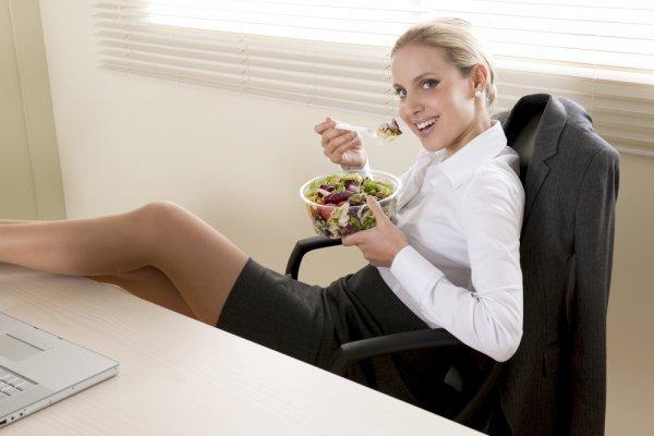 Правила офисной диеты