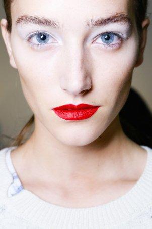 Модная форма бровей 2014: лохматые брови