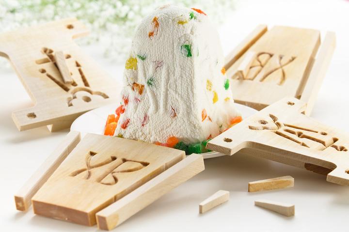 Пасхальный стол: рецепт творожной пасхи