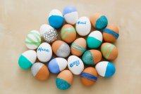 6 простых идей, как украсить яйца к Пасхе