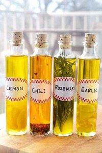 Как приготовить ароматизированное масло