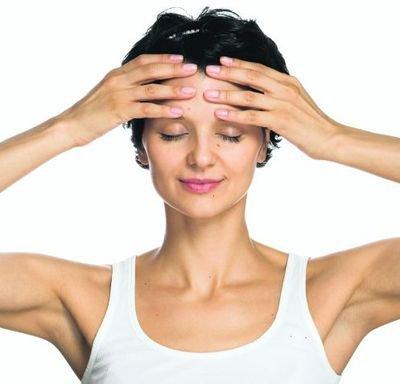 3 упражнения против морщин