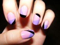 Лак и форма ногтей: где гармония