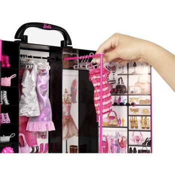 Шкаф модницы  - гардероб на все случаи!