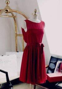 Must Have: красное платье от Valentino