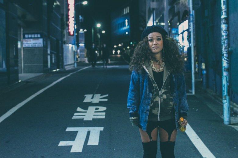 Японский тренд: японцы, которые выглядят как афроамериканцы