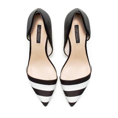 Туфли весна-лето 2014: модные элементы