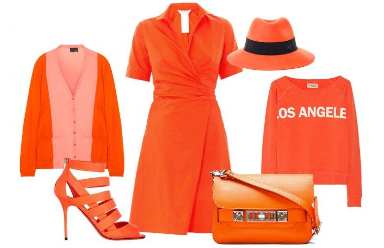 Модный цвет лета 2014