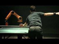 Дуэль: Timo Boll vs. робот KUKA