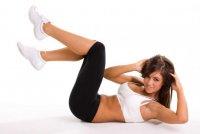 Правда или ложь: Похудеть в талии помогут упражнения на пресс