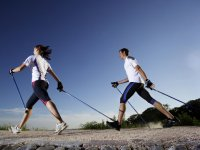 Nordic Walking: странно, но полезно