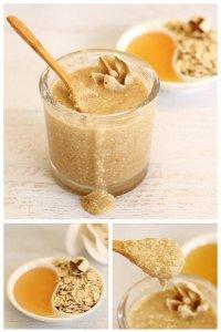 Рецепты медовых скрабов для тела