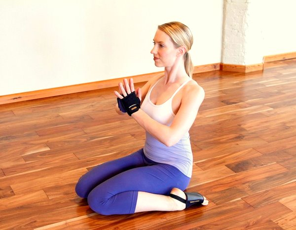 Асаны йоги для коленных суставов