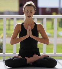 Позы покоя в йоге
