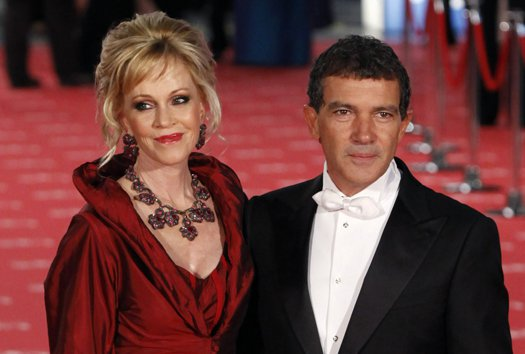 Мелани Гриффит и Антонио Бандерас решили развестись