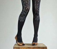 Колготки ручной работы в бутиках «Анастасия Домани»
