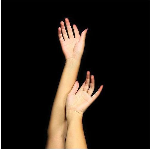 Маска для обвисшей кожи рук