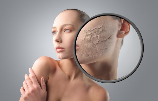 Почему кожа на лице пересушена