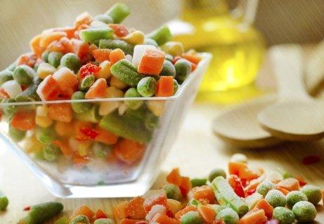 «Идеальная» овощная заморозка на зиму