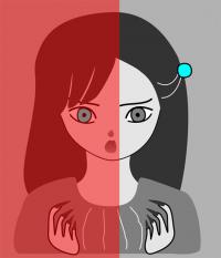Зрительная иллюзия меняет цвета