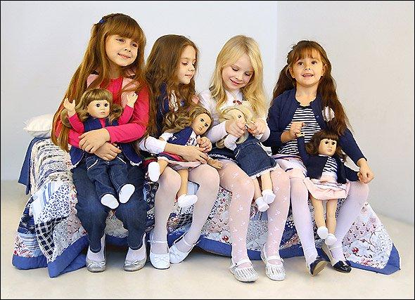 Какую куклу купить девочке