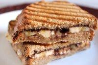 Шоколадное панини (сэндвичи)