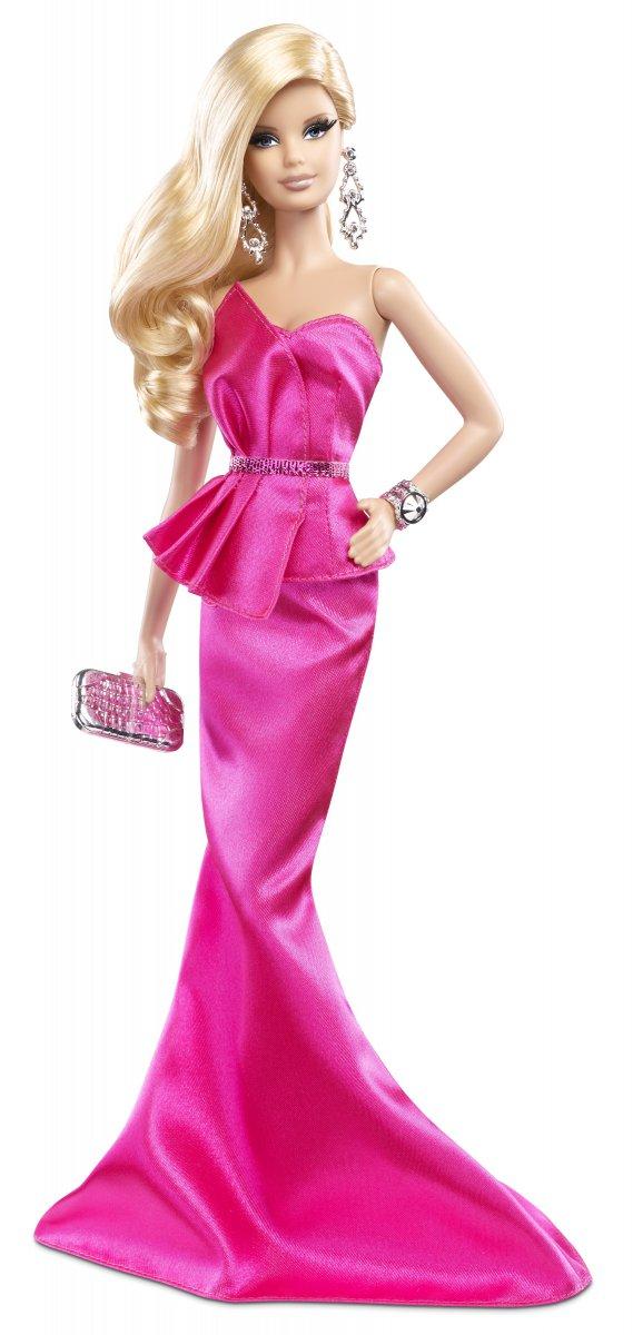 Barbie® блистает на красной дорожке!