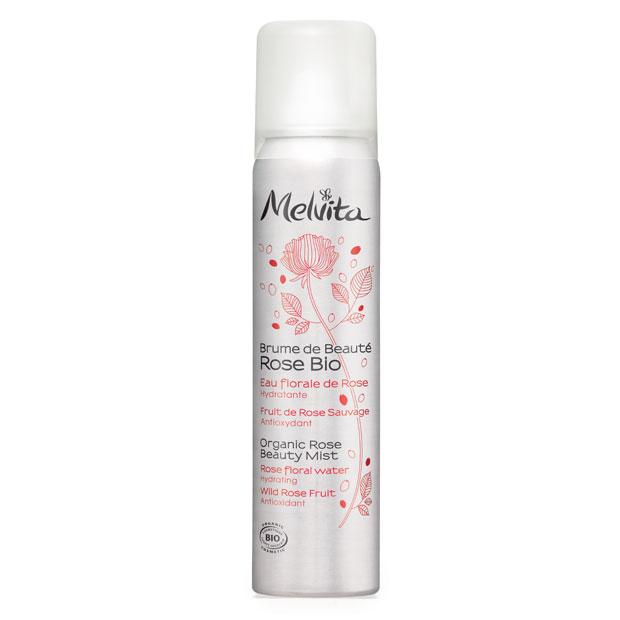 Марка Melvita предлагает новую цветочную воду из роз