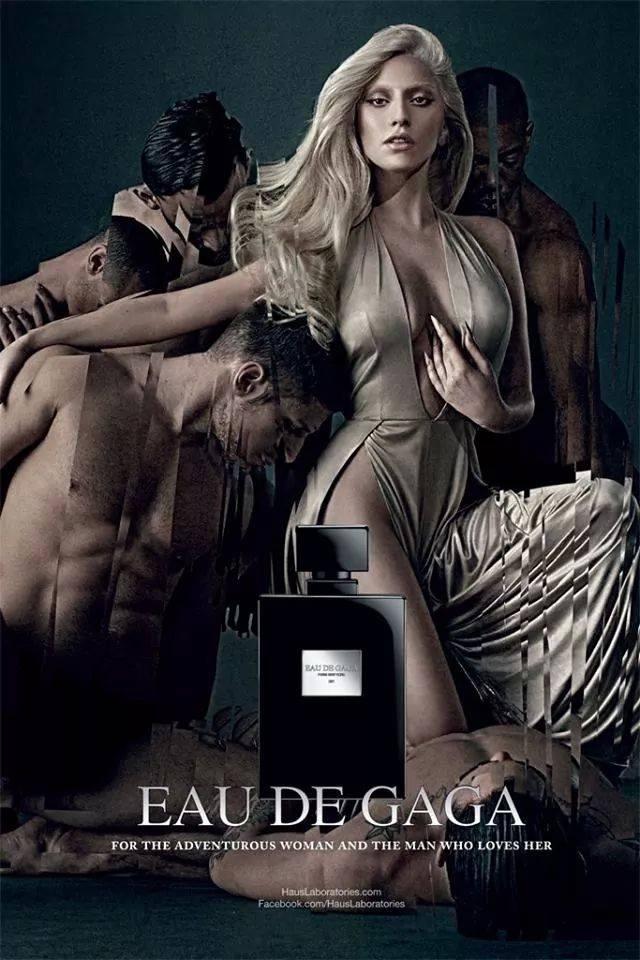 Леди Гага объявила о выходе второго аромата