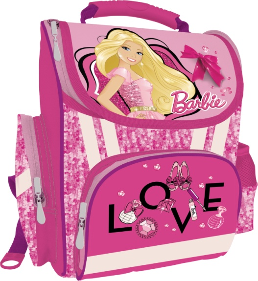 С новыми рюкзаками Barbie в школу!