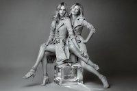 Новый аромат Burberry презентуют Кейт Мосс и Кара Делевинь