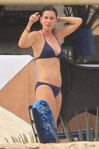 50-летняя Кортни Кокс в отличной форме благодаря возлюбленному