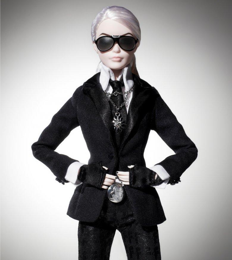 «Barbie® Lagerfeld» скоро в продаже!