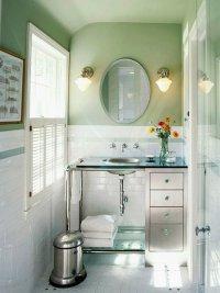 5 идей для маленькой ванной комнаты