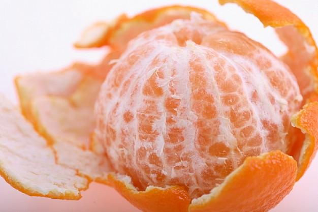 Способ очистить апельсин за 30 сек