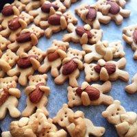 Печенье «Обнимающиеся мишки»