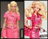 Barbie на Неделе моды в Милане!