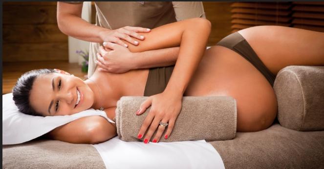 Можно ли делать массаж беременным?