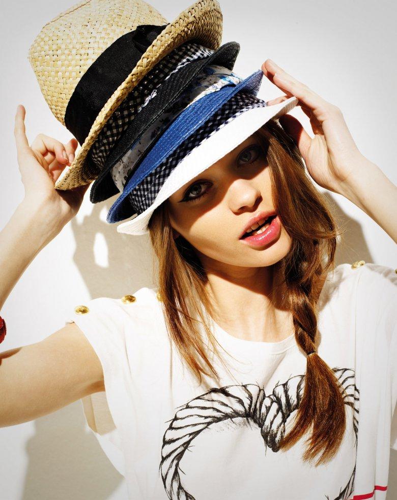С чем носить шляпу-федору