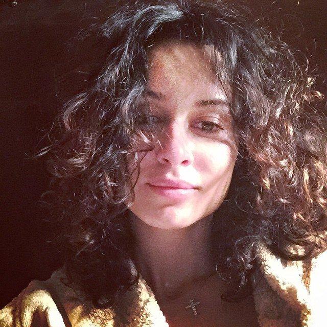 Тина Канделаки демонстрирует свою естественную красоту