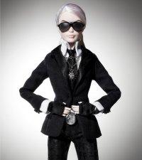 «Barbie® Lagerfeld» раскупили за пару минут!