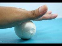 Как почистить вареные яйца без усилий
