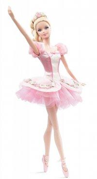 Barbie® стала звездой балета!