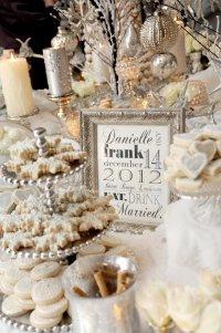 Что приготовить на свадьбу зимой