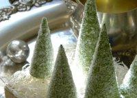 Простые новогодние елочки своими руками