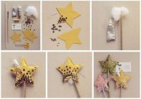 Волшебная новогодняя палочка для юных красавиц